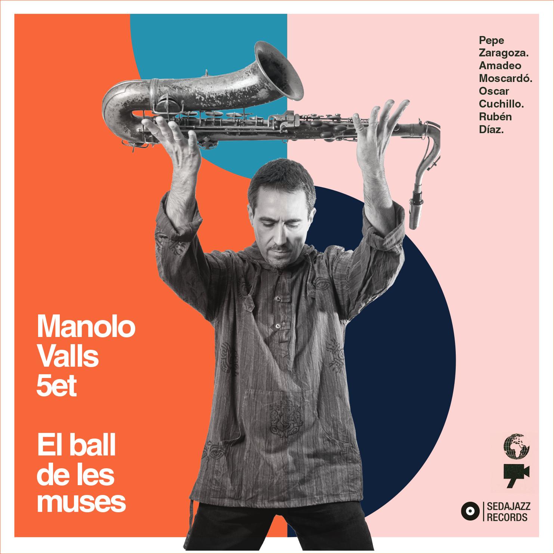 portada cd Manolo Valls Quintet